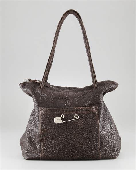 Sissi Rossis Shoulder Bag by Sissi Dune Large Shoulder Bag In Brown Lyst