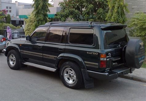 1993 Toyota Land Cruiser For Sale Used Toyota Land Cruiser Gx 1993 Car For Sale In Multan