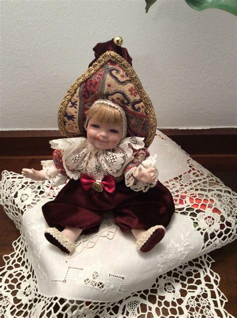 porcelain doll collectors uk porcelain biscuit doll collector s item monello