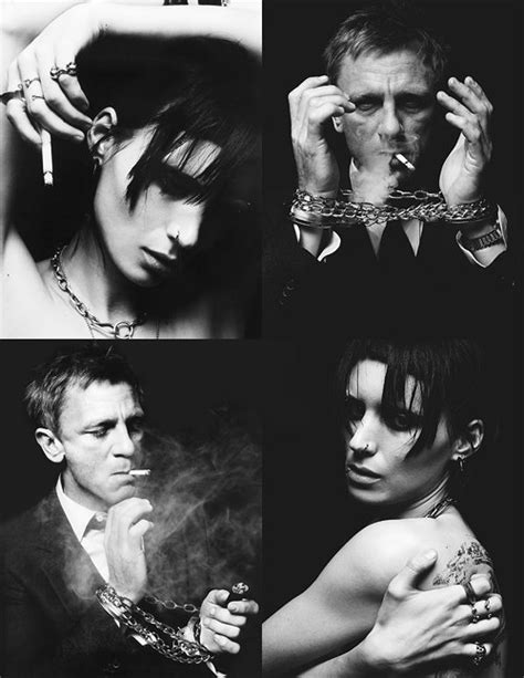dragon tattoo cast 17 best images about milleniumtriologin on pinterest the