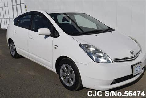 Toyota Prius 2008 For Sale 2008 Toyota Prius Hybrid White For Sale Stock No 56474
