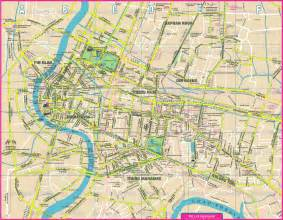 map of citys www mappi net maps of cities bangkok
