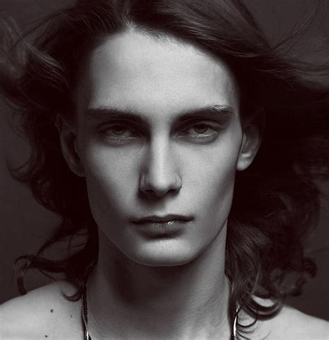 how to get model hair for guys attractive look long hair reallife66