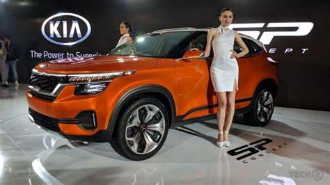 auto expo  kia motors debuts  india  launch vehicle   cars news india tv