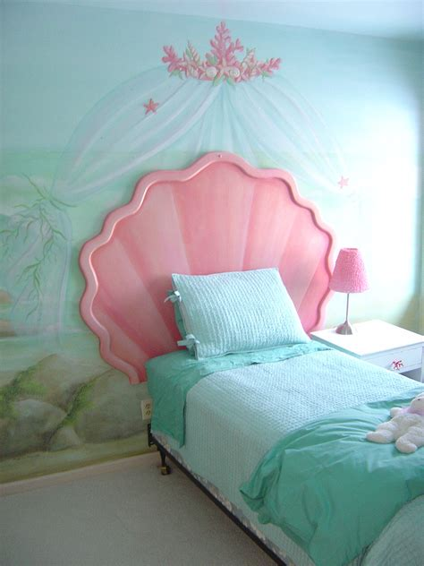 mermaid bed little mermaid bedroom