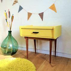le chevet vintage c 244 me le chevet table de nuit scandinave vintage des 233 es 60 r 233 nov 233 par chouette fabrique