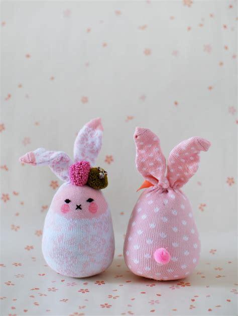 sock egg bunny como hacer conejitos con calcetines de bebe gt gt how to make