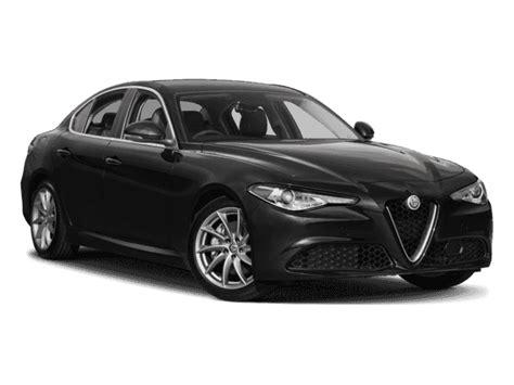 new 2017 alfa romeo giulia all wheel drive sedan sedan in