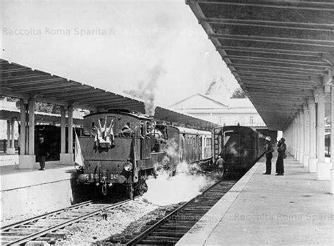etruria ostia roma sparita foto storiche di roma stazione ferroviaria