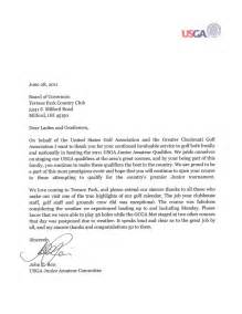 terrace park country club gcga thank you letter to tpcc