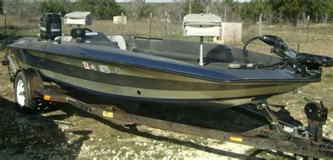 bass boats for sale by owner in texas bass boat by owner for sale