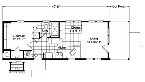 20 x 40 house plans 20 x 40 mobile home floor plan joy studio design gallery