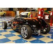 1933 Ford Roadster Custom Flame Show Stopper For Sale