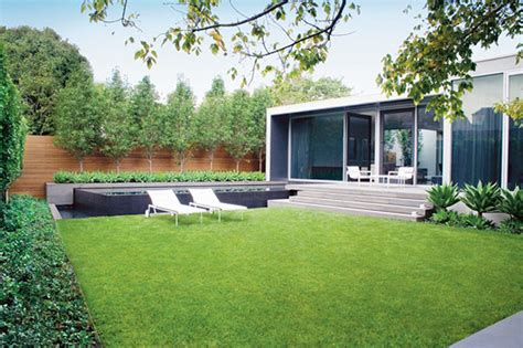 modern landscape amazing house designs with garden nice design 3712
