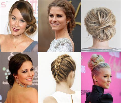peinados de pelo corto para ir de boda peinados para invitadas de bodas