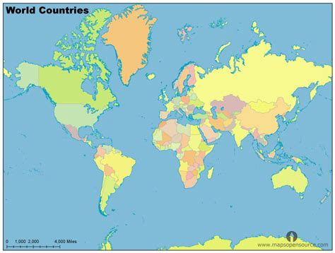 map world countries free world countries map countries map of world