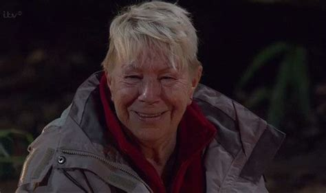 celebrity jungle eviction tonight laila morse opens up about amy willerton after being