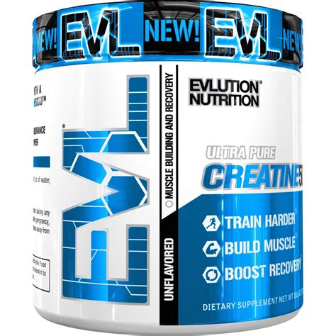 creatine 5 grams a day evlution nutrition glutamine 5000 5 grams of