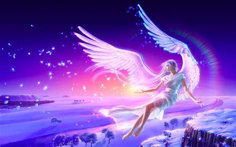 wallpaper hd anime angel angel therapy angel card reading psychotherapist nitu