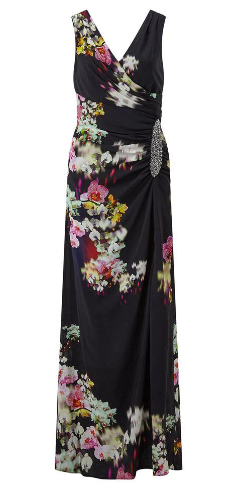 Celina Maxi selina printed maxi dress ariella