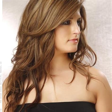 Feather Hairstyle by Flaunt Your Beautiful Hair With Feather Haircut Hairstyle