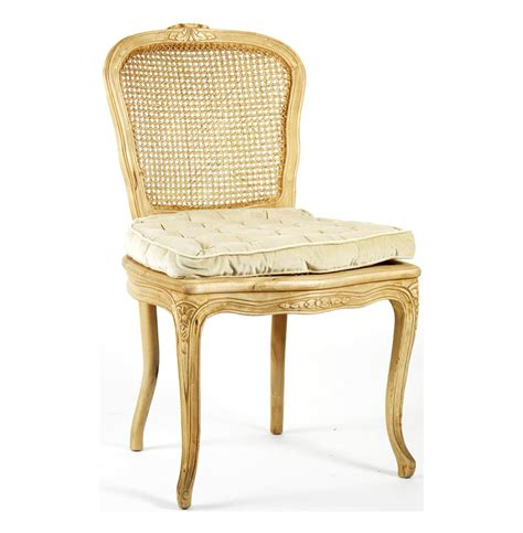 caned  french country annette dining chair kathy kuo