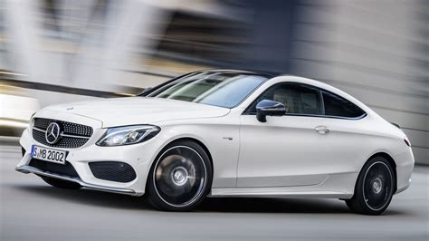Mercedes C43 Tieferlegung by Mercedes New C43 Coupe Is Gorgeous And Fast But Also