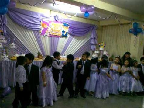 imagenes de decoracion de fiestas de promocion fiesta de promoci 243 n inicial 2011 youtube