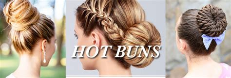 hairstyles with hot buns alyce paris prom 5 hot buns you need to try alyce paris prom