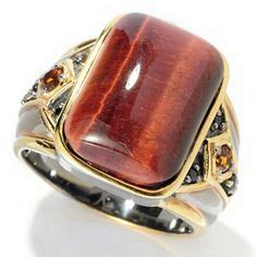 Tiger Eye Ii Ring 19 1000 images about gemstones to aid the physical on