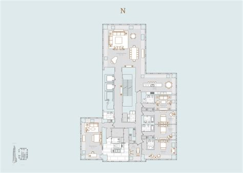 floor plan best views from rooms 53 62 picture of swissotel the luxury midtown condos for sale 53w53 availability