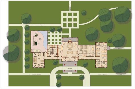 community center floor plan fort wainwright fort greely