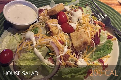 applebee s house salad house salad calories 28 images house salad dinner outback steakhouse 55 house
