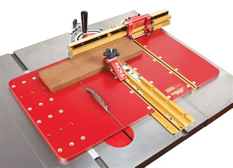 miter table saw combo incra tools miter gauges miter combo
