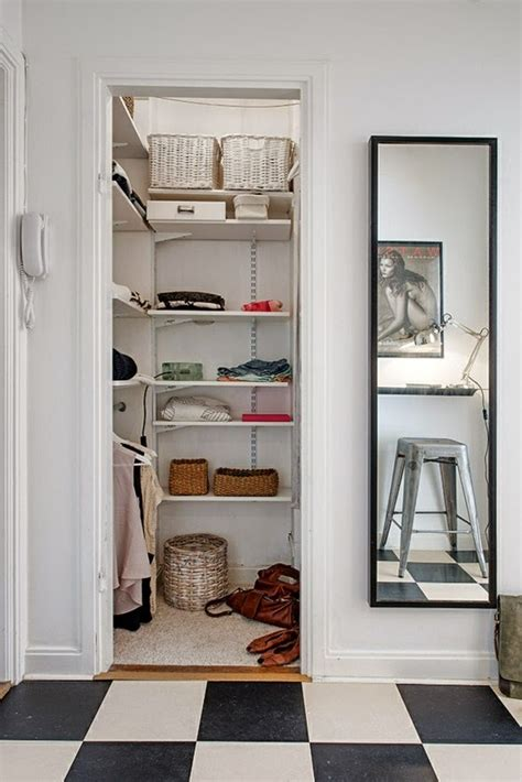 small bedroom with walk in closet ideas 28 small organize walk in closet ideas home and house