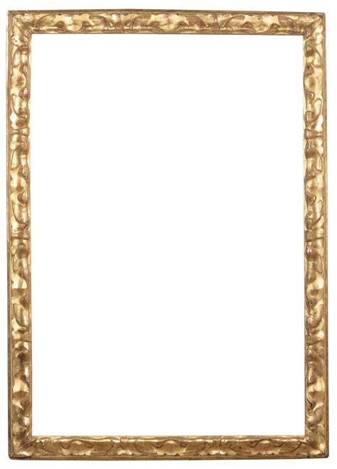 coppia di cornici in legno intagliato e dorato bologna