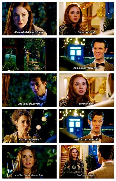 The Doctor The Widow And The Wardrobe Quotes by Gif Click On Pic Quot The Wedding Of River Song The Doctor The Widow The Wardrobe