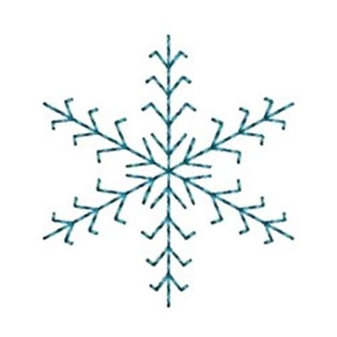 fancy snowflake embroidery designs, machine embroidery