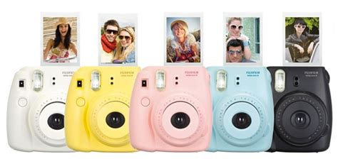 fujitsu polaroid fuji instax instant cameras instax instax