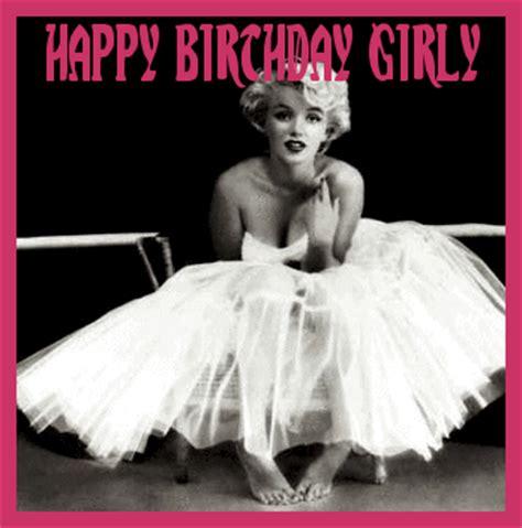 Marilyn Birthday Quotes Happy Birthday Girl Marilyn Monroe Comments Myspace Happy