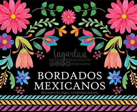 imagenes de flores mexicanas flores mexicanas folkl 243 rico otom 237 artesan 237 as mexico