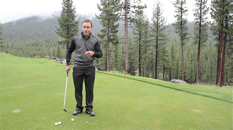martin chuck golf swing golf tips with martin chuck how to hit great pitch shots