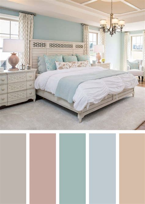 bedroom color combinations 12 best bedroom color scheme ideas and designs for 2018