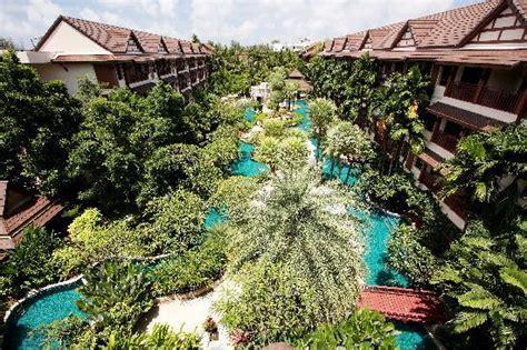 chambre pour 2 enfants 1466 kata palm resort spa hotel kata tha 239 lande
