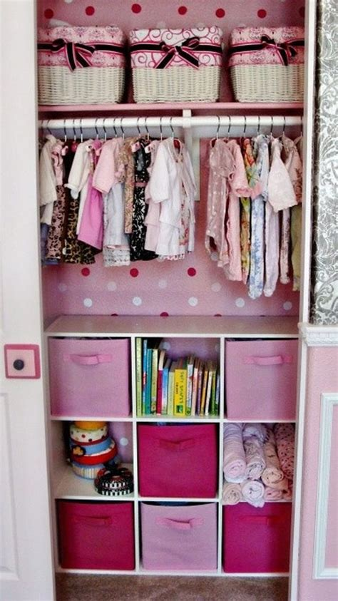 Organized Closet by Organizing The Baby S Closet Easy Ideas Tips