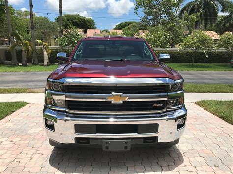 Perfect for towing 2015 Chevrolet Silverado 2500 LTZ