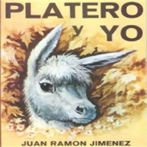 imagenes literarias de platero y yo marat 243 n de lectura libro platero y yo de juan ram 243 n