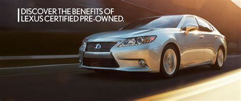 lexus certified pre owned cars browse all models lcpo