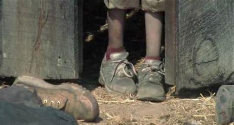 The Walking Dead Pretty Much Dead Already Barbaric Walking Dead Barn Door