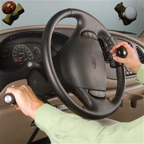Steering Wheel Knobs For Disabled by 3520b 3520g 3520w Steering Spinner Knob Our Most